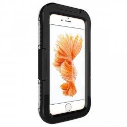Obudowa czarna etui wodoodporna IP68 apple iPhone 6 6S