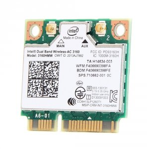 MODEM MINI PCIE WIFI BT 4.0 INTEL GDANSK