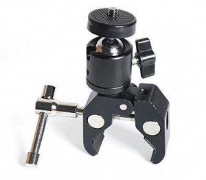 zacisk video statyw monitor kamera aparat stabilizator follow focus