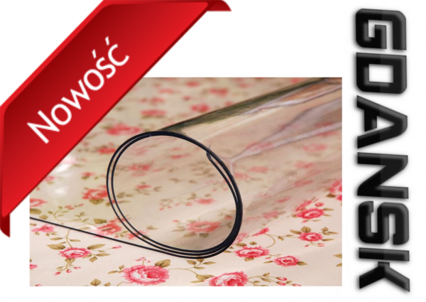 Elastyczna mata na stół biurko ochronna podkładka 1 mm