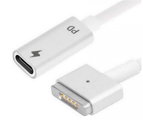 ADAPTER USB-C Macsafe 45w 60w 85w macbook