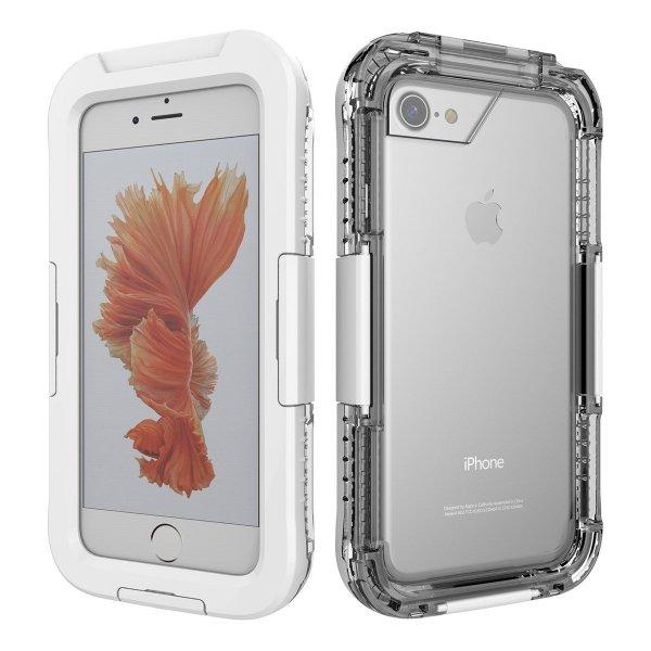 Obudowa biała etui wodoodporna IP68 apple iPhone 6 6S
