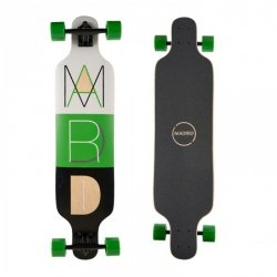 Longboard Madrid Top Trans Cutout 2