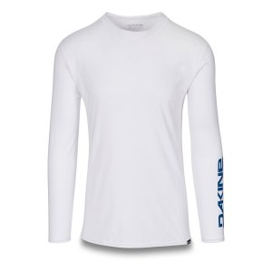Lycra Dakine Heavy Duty L/S Loose Fit (white) 2019