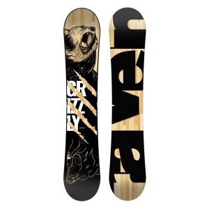 Deska snowboardowa Raven Grizzly 2021