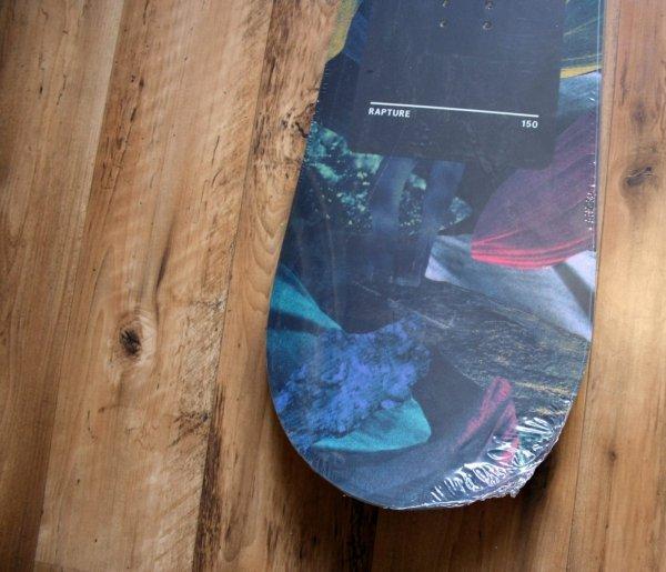 Deska snowboardowa Ride Rapture 2019