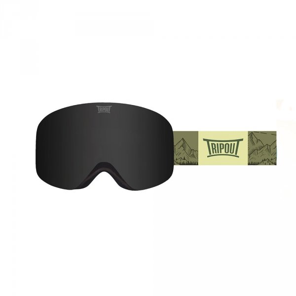 Tripout Racer Mount Green 2019