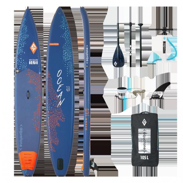 Deska sup Aquatone Ocean 14' 2021