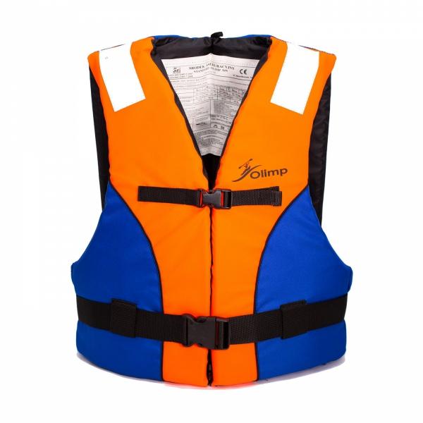 kamizelka asekuracyjna Olimp Standard Blue Orange