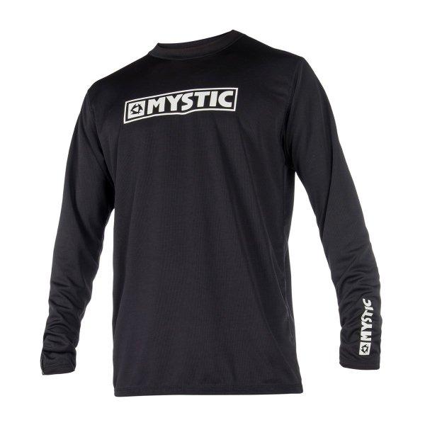 Mystic Star Quickdry L/S Black