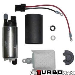 Pompa paliwa Walbro 255 Hi Press (GS341) z zestawem montażowym