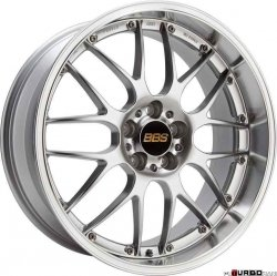 BBS RS-GT Performance Line 8,5x20 5x120 ET15 Polished Silver