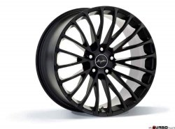 Breyton RACE LS 8,5x20 5x120 Matt Gun Metal/ Matt Black