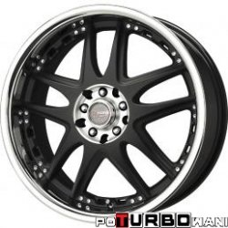 Drag Wheels DR14 7,5x18 4x100-114,3 ET42 otw. 73