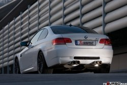 AKRAPOVIC Evolution Line (Titanium) BMW M3 (E90) 2007-2013