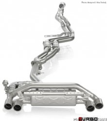 AKRAPOVIC Slip-On Line (Titanium) BMW 1 Series M Coupé (E82) 2011-2012
