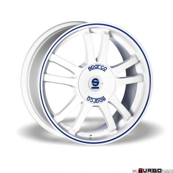 Sparco Rally WH 7x17 ET 37 76,9