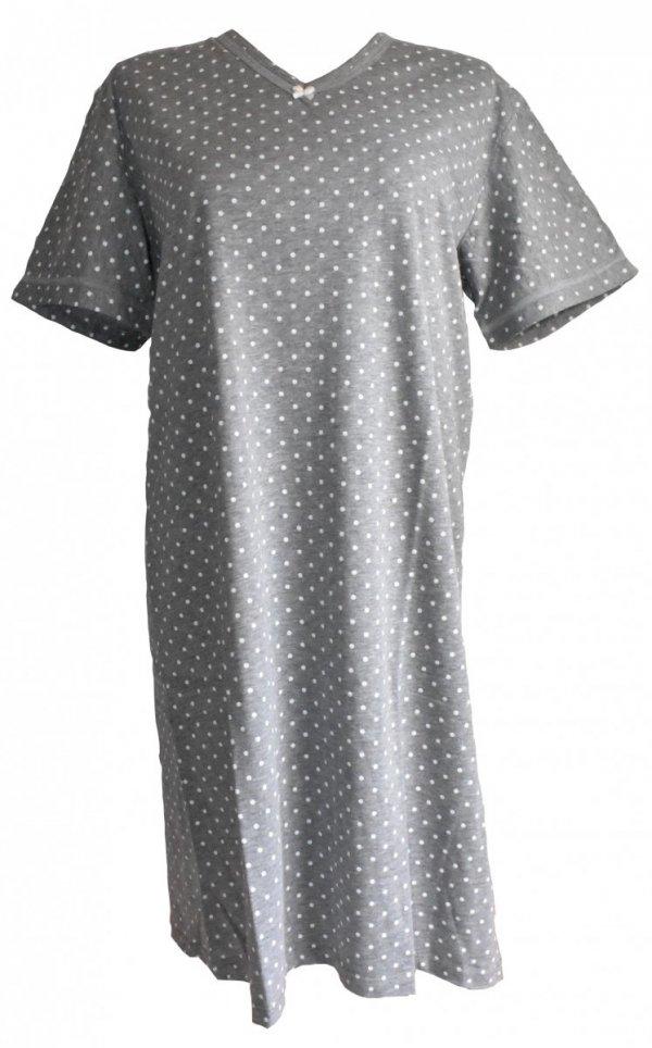 MUZZY koszula kropki typowo damska