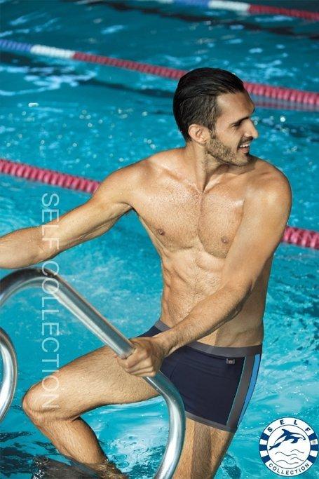 Kąpielówki SPODENKI Kąpielowe Self 97a v.9 R: