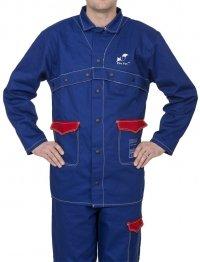 WELDAS-FIRE FOX bawełniana kurtka spawalnicza 33-2300 XL