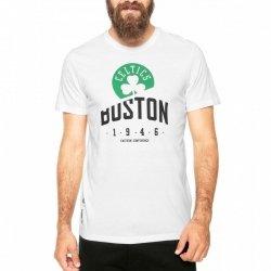 ADIDAS T-SHIRT MĘSKI BOSTON CELTICS BASIC TEE AJ1824