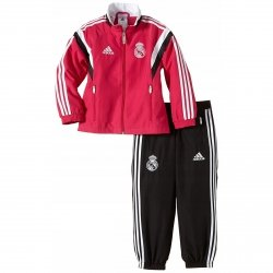 ADIDAS DRES REAL MADRYT SUIT F84081