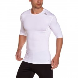 ADIDAS KOSZULKA TECHFIT BASE SHORT SLEEVE D82087