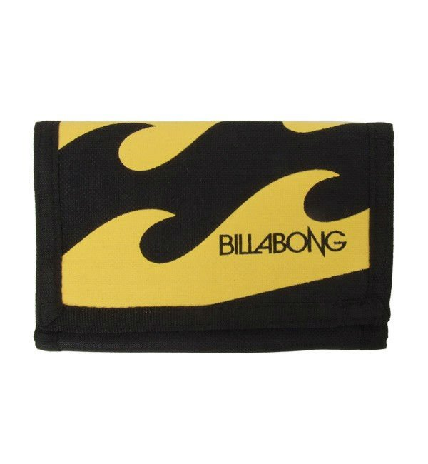 BILLABONG PORTFEL SURF TRIP WALLET 50/YELLOW