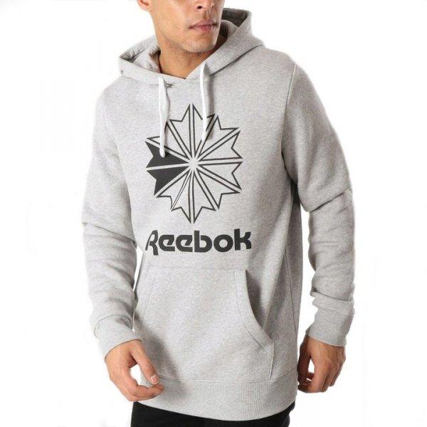 REEBOK BLUZA MĘSKA C BIG LOGO HOODIE DT8131