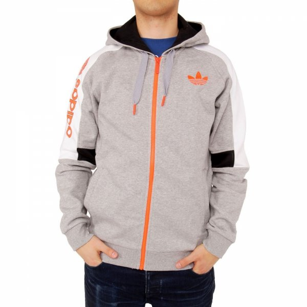 ADIDAS ORIGINALS BLUZA Z KAPTUREM FLEECE F91485