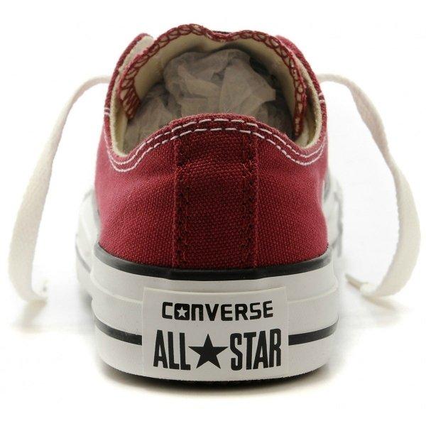 TRAMPKI CONVERSE ALL STAR OX M9691C BORDOWE