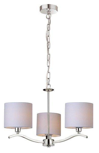 Lampa wisząca CARMEN beżowy RLD94103-3 Zuma Line