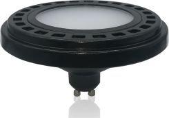 Żarówka LED ES111 GU10 12W 3000W czarna