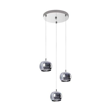 LAMPA WISZĄCA ZUMA LINE CRYSTAL PENDANT P0076-03M-B5FZ