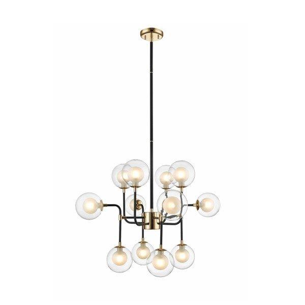 Lampa wisząca RIANO P0454-12C-SDGF Zuma Line