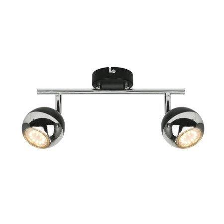 LAMPA SUFITOWA ZUMA LINE GASTER CEILING GU16016-2TU-BK