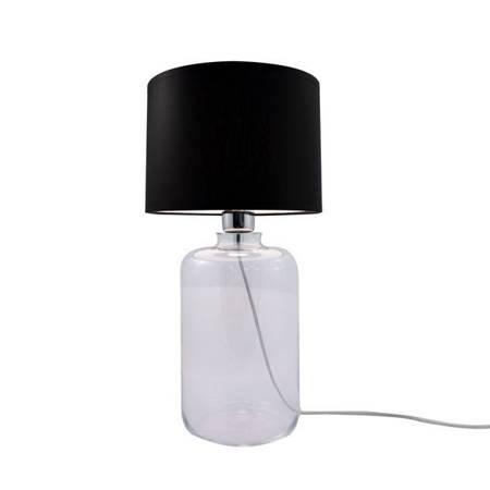 lampa stołowa SAMASUN TRANSPARENT 5501BK Zuma Line