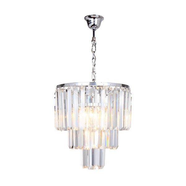 Lampa wisząca AMEDEO chrom 17106/3+1-CHR Zuma Line