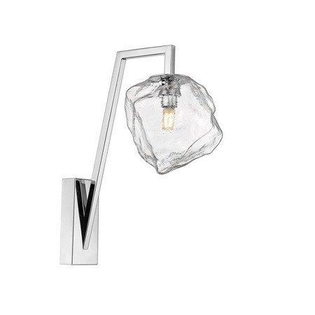 LAMPA WEWNĘTRZNA (KINKIET) ZUMA LINE ROCK WALL LAMP W0488-01E-F4AC Zuma Line