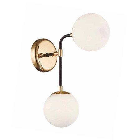 LAMPA KINKIET ZUMA LINE RIANO WALL W0454-02A-SDAA