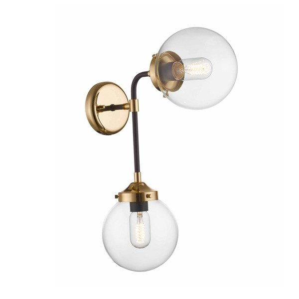 LAMPA KINKIET ZUMA LINE RIANO WALL W0454-02D-SDAC