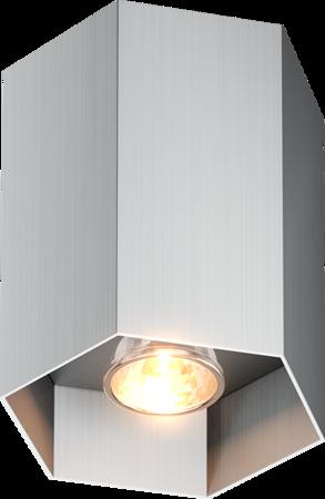 LAMPA SPOT ZUMA LINE POLYGON CL 1L SPOT 20067-AL