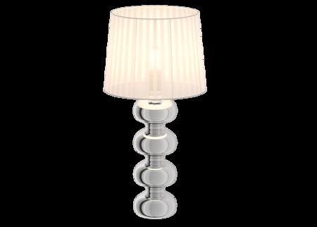 LAMPA STOŁOWA ZUMA LINE DECO TABLE TS-060216T-CHWH