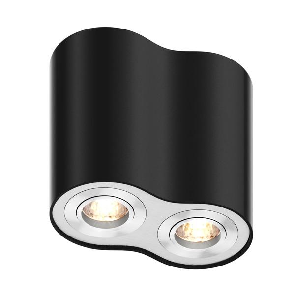 LAMPA NATYNKOWA ZUMA LINE RONDOO 50407-BK  --- DODAJ PRODUKT DO KOSZYKA I UZYSKAJ MEGA RABAT ----