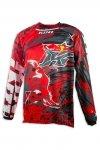 Koszulka MX cross Kini Red Bull Revolution