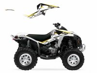 Blackbird Dream 2 Can-Am Renegade 800 (07-15) okleina naklejki quad atv