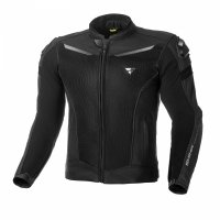 SHIMA PISTON KURTKA SKÓRZANA CZARNA LEATHER JACKET BLACK