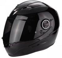 SCORPION EXO-490 kask motocyklowy czarny połysk S