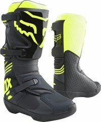 BUTY FOX COMP BLACK/YELLOW 13