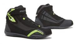 Forma Genesis krótkie buty motocyklowe czarno-fluo